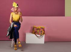Pink hair, crop-cut, colour http://au.cloudninehair.com/