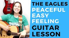 Music Theory Guitar, Music Guitar, Acoustic Guitar Lessons, Guitar Lessons For Beginners, Eagles, Peace, Feelings, Youtube, Favorite Things