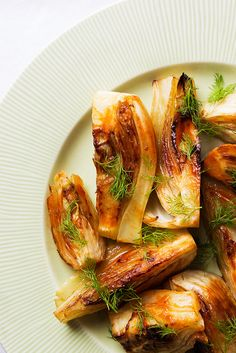 Sautéed Fennel with Garlic Recipe (Tomato sauce) Fennel Recipes, Garlic Recipes, Vegetable Recipes, Vegetarian Recipes, Cooking Recipes, Healthy Recipes, Lamb Recipes, Greek Recipes, Keto Recipes