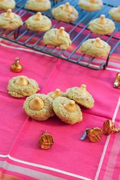 Brown Sugar Pumpkin Blossoms from The Girl In The Little Red Kitchen