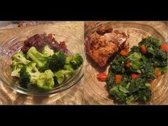 HCG Friendly Meal Plans| Cooking Tutorials| Weightloss (Highly Requested) - YouTube