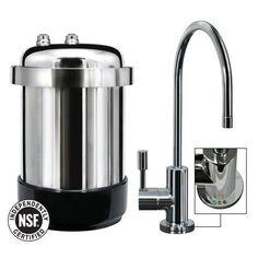 WaterChef U9000 Premium Under-Sink water filter review