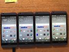 LOT OF 4 HTC OPM9110 Desire 626s GSM LTE Unlocked Android Smartphone - Gray Lava