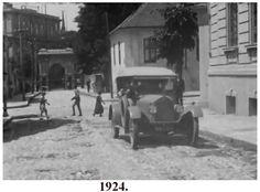 Belgrade in 1924 ~ Serbia