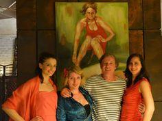 ART BY GAZMEND FREITAG: ALBANIAN TOP ARTIST GAZMEND FREITAG  AT FRÜHLINGSF...