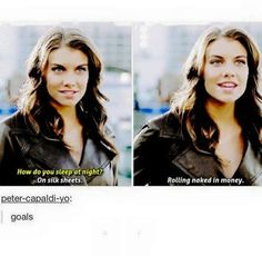 I so want her to come back as a demon