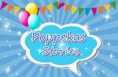Poppekas Stories Puppet Show, Neon Signs, Birthday, Blog, Birthdays