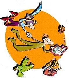 Características de los libros para los más chicos - Imaginaria No. 8 - 22 de setiembre de 1999