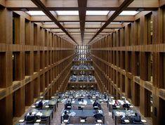 Picture #2: Jacob-und-Wilhelm-Grimm-Zentrum, Humboldt University, Berlin