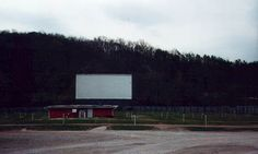 Corbin Drive-in - defunct drive-in Corbin Kentucky, My Old Kentucky Home, Sight & Sound, Abandoned, Childhood, Teen, History, Image, Left Out