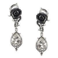 Bacchanal Rose Earrings