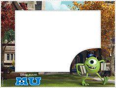 Monsters University Photo Frames 05