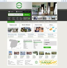 DEPOSIT // PROPOSTA DE DISSENY WEB // PROPOSAL WEB DESIGN
