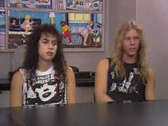 Metallica Interview - YouTube