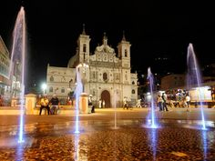 Honduras. Plaza de Los Dolores