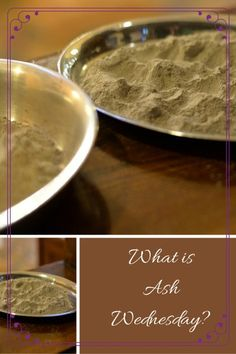 """What is Ash Wednesday? Ash Wednesday marks the beginning of the season of Lent. Why do people receive ashes on their forehead? Why does the pastor or priest say """"From dust you are and to dust you shall return?"""" Why do Christians fast during this time? Click to find out answers to these questions and more."""