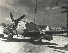 310°FS, 58°FG, Morotai, 1945.