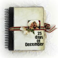 December Daily Album 2011 by Rachel Tucker - Fancy Pants Designs products