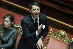 Παρέμβαση: Ρέντσι: «Υπάρχει κίνδυνος να μείνουν μόνο ερείπια ... About Me Blog, News, Banks, Italia