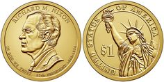 2016 Richard M Nixon Presidential $1 Coin Products Go On Sale on Feb. 3 - Coin Community Forum