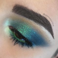 #mua #makeup #artist #beauty #colorful #art #eyes #face #lips #highlight #contour #glitter #eyeshadow #mascara #eyebrows #fotd #photography #creative #lashes #primers #eyeko #anastasiabeverlyhills #katvond #urbandecaycosmetics #prismpalette #lindahallbergcosmetics #Dipbrow #cultbeauty #greenmakeup #prism