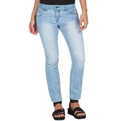 1991 Straight Ankle Jeans $59.50