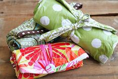 5 things you can sew for baby