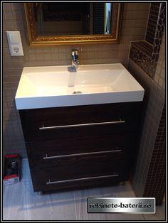 Mobilier baie Malta 70 cm stativ Bathroom Vanity, Dinning, Bathroom, Single Vanity, Vanity