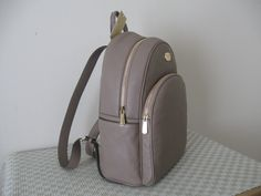 aaf72db165e967 The 87 best Backpack images on Pinterest   Beige tote bags, Backpack ...