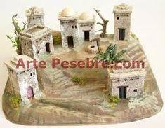 Resultado de imagen para casas arabes para pesebres navideños