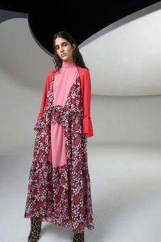 Giamba Fall 2018 Ready-to-Wear Fashion Show Collection