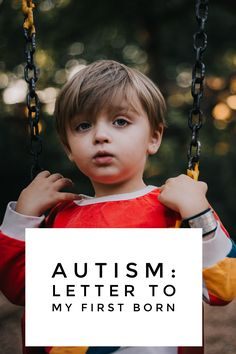 Autism and Mother's Day: An open letter to the little boy who made me a mom. #autism #actuallyautistic #autistic #autismawareness