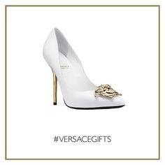 Versace Palazzo Stiletto Shoes