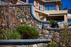 Newcastle, Sidewalk, Mansions, Stone, House Styles, Wall, Image, Home Decor, Walkway
