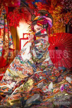 Japon Illustration, Japanese Illustration, Dark Fantasy Art, Fantasy Artwork, Arte Cyberpunk, Geisha Art, Samurai Art, Arte Pop, Japanese Prints