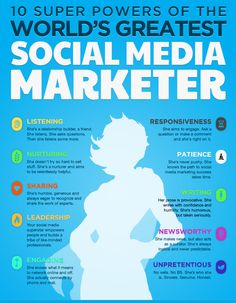 10 comandamenti che un social media manager deve avere