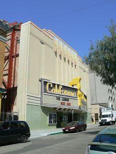 My neck of the woods. California Dreamin', Northern California, Berkeley Architecture, Streamline Moderne, Art Deco Home, Interesting Buildings, Z Arts, Art Deco Period, Ol Days
