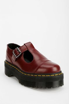 Dr. Martens Bethan Platform Oxford - Urban Outfitters