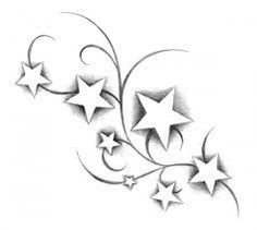 Résultats de recherche d'images pour «tattoo etoile feerique»