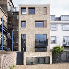 Gallery of Old Church Street Town House / TDO Architecture - 17