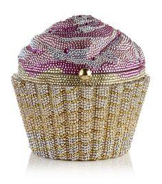 Judith Leiber - Sequin Cupcake Clutch