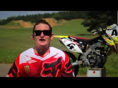 Ricky Carmichael Motocross Riding Tips #3 Sand Whoops