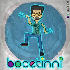 Bocetinni Happy - juan daniel campoverde - bocetinni