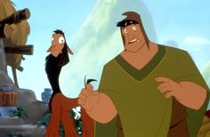 Pin for Later: 11 Real-Life Places that Inspired Your Favorite Disney Movies The Emperor's New Groove
