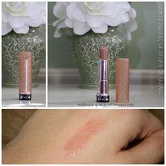 Favorite lip products: Revlon Lip Butter in Creme Brulee