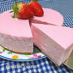 Cocina – Recetas y Consejos No Bake Desserts, Delicious Desserts, Dessert Recipes, Yummy Food, Food Cakes, Cupcake Cakes, Mexican Food Recipes, Sweet Recipes, Cheesecake Recipes