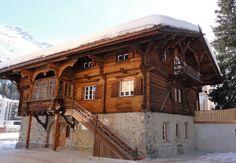 Referenzen Freund Holzbau Samedan Projekte im Engadin und Graubünden