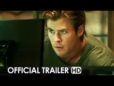 Blackhat TRAILER 2 (2015) - Chris Hemsworth Action Movie HD - YouTube