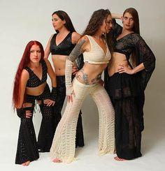 Unmata Goddesses
