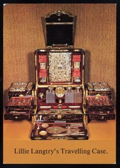 Lillie Langtry's Traveling Case